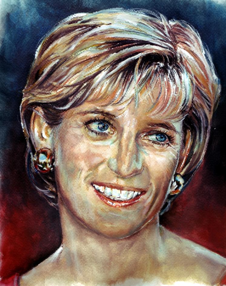 Lady Diana by Kerstin